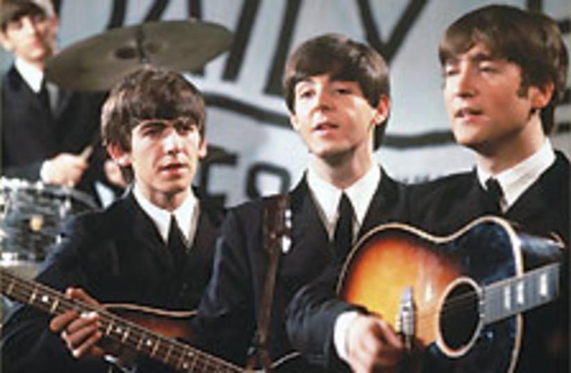 Beatles 1 88 224 (photo credit: Courtesy)