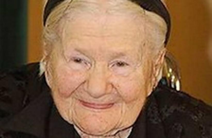 Irena Sendler (photo credit: AP [file])