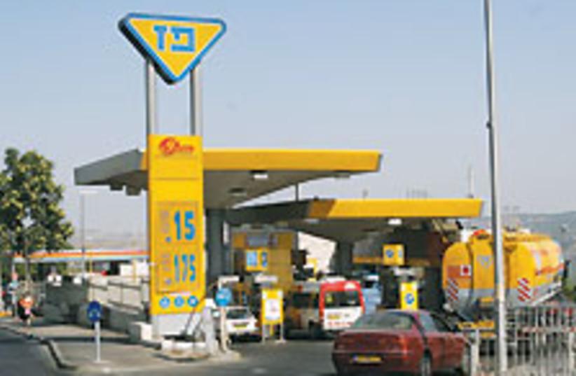 gas station 88 224 (photo credit: Ariel Jerozolimski)