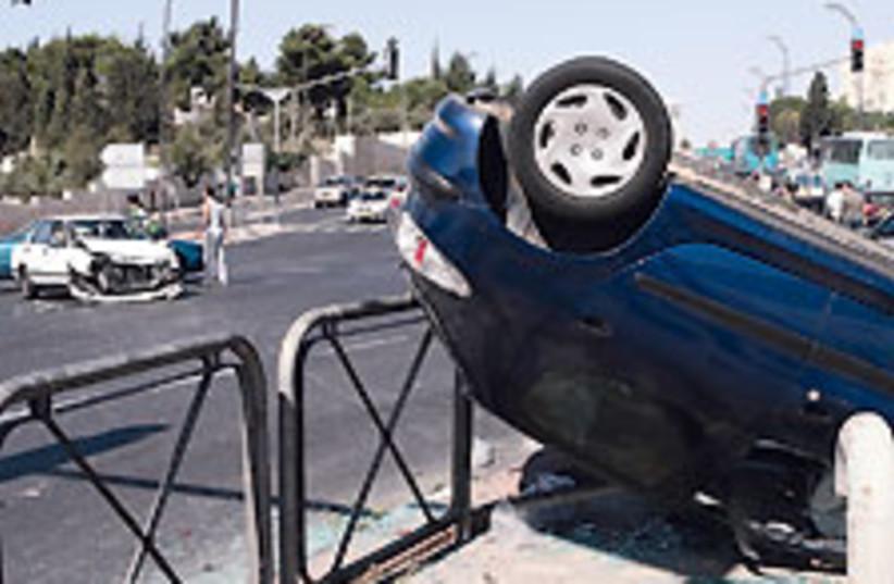 car crash 88 224 (photo credit: Ariel Jerozolimski)