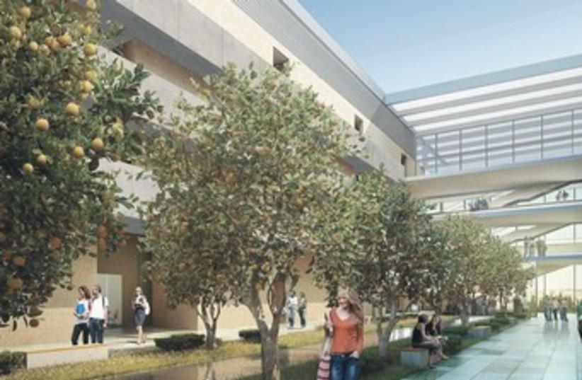brain research center 370 (photo credit: Hebrew University)