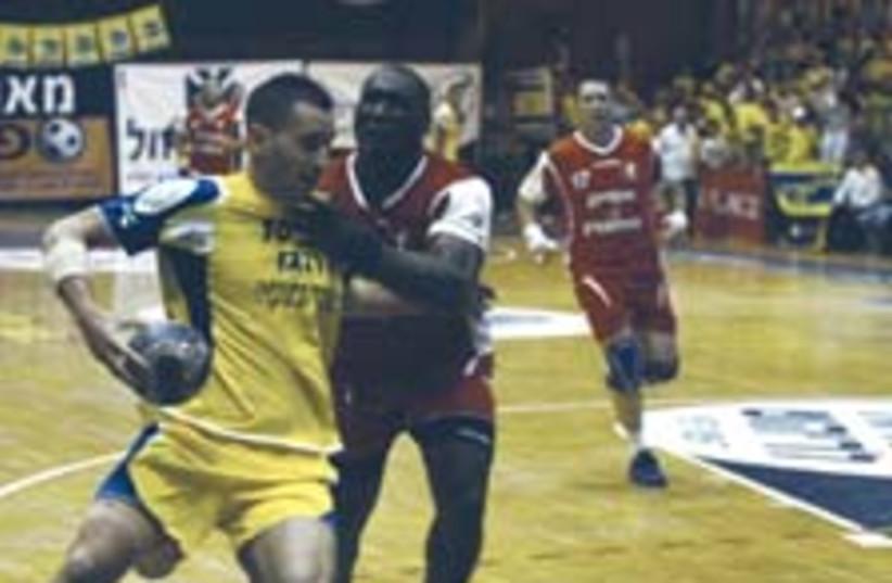 handball (photo credit: Courtesy)