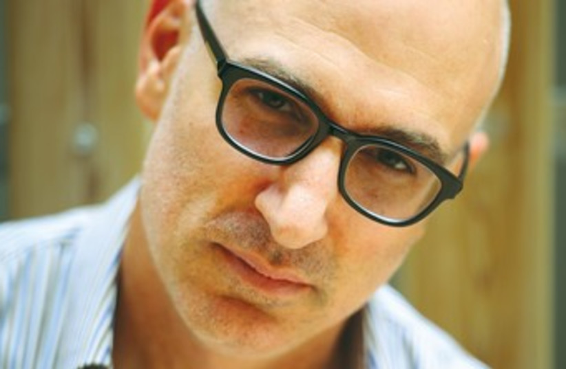 Eytan Fox Head (photo credit: Oren Izre'el)