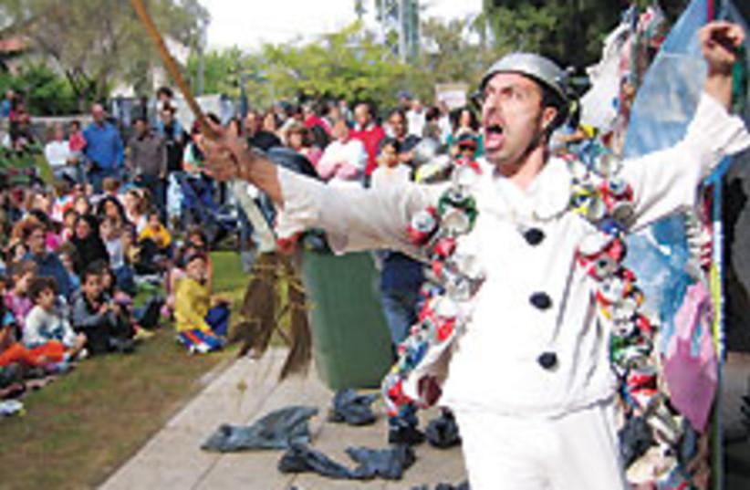 recycle man 88 224 (photo credit: Courtesy, El)