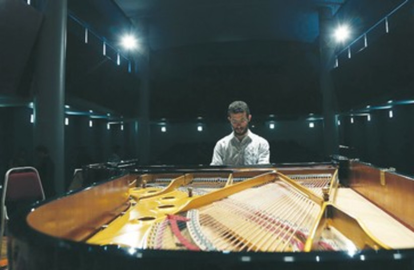 Maestro Omer Meir Wellber (photo credit: Courtesy)