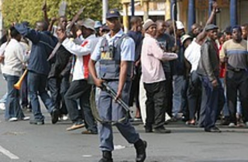 joberg violence 224 88 (photo credit: AP)