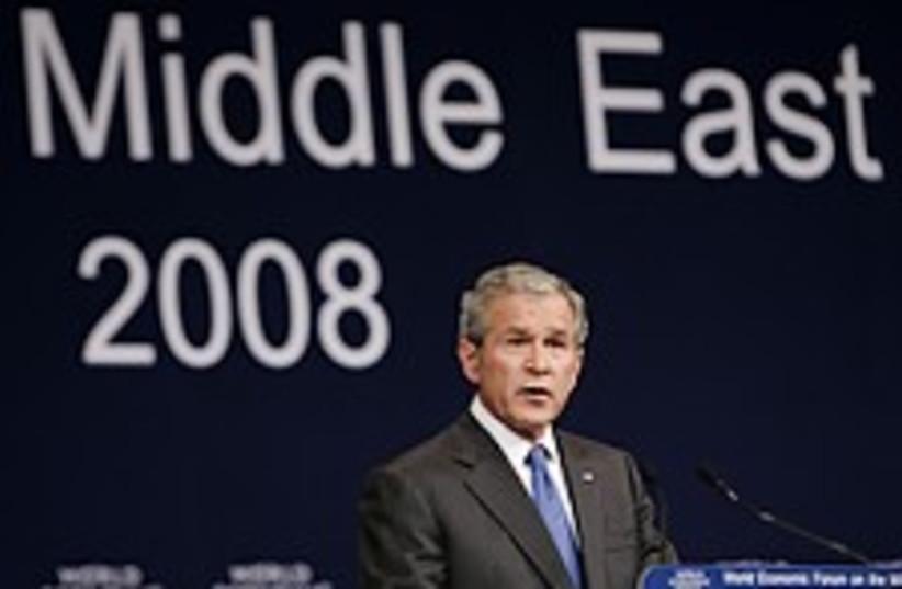 Bush MIDDLE EAST 224.88 (photo credit: AP)