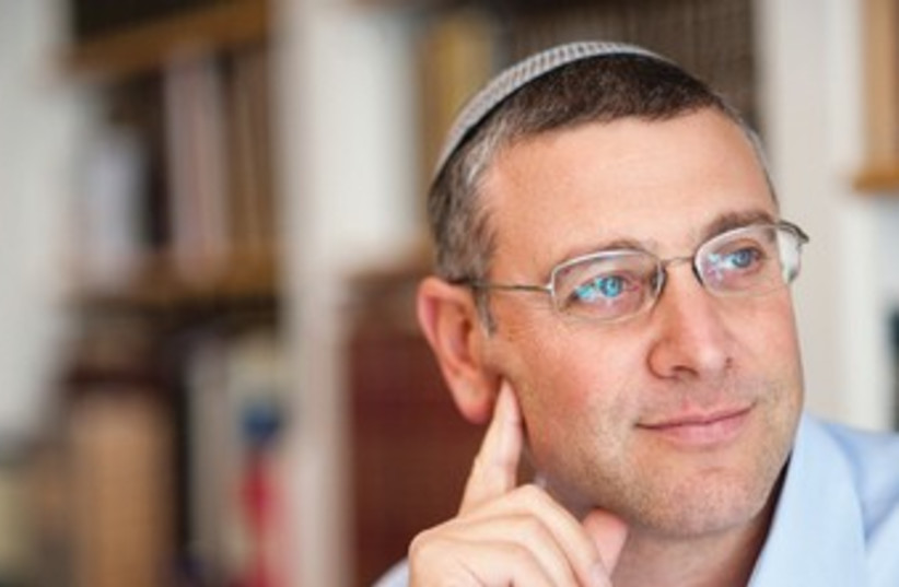 Rabbi Benjamin Lau (photo credit: Courtesy)