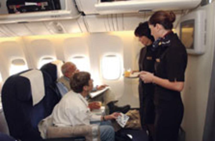 flight attendent 224 (photo credit: Courtesy)