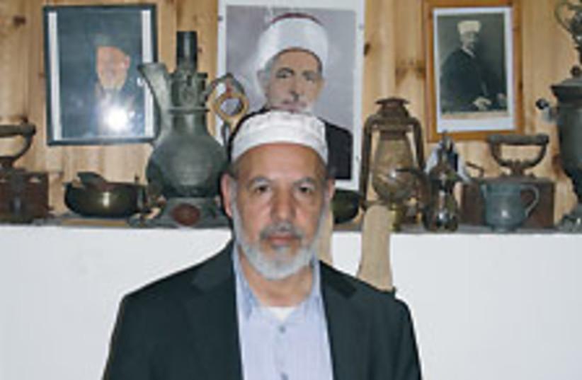 sufi sheikh 88 224 (photo credit: JORG LUYKEN)
