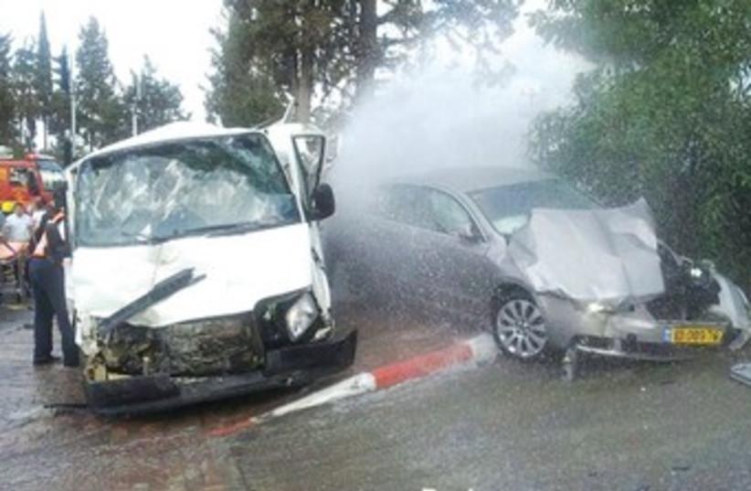 car accident fatal370 (photo credit: Courtesy, Magen David Adom )