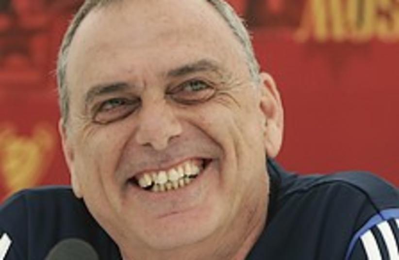 grant smiles 224.88 (photo credit: AP)