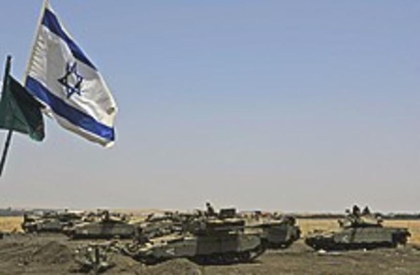 tanks golan 22488 (photo credit: )