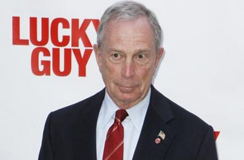 Michael Bloomberg 390 (photo credit: reuters)
