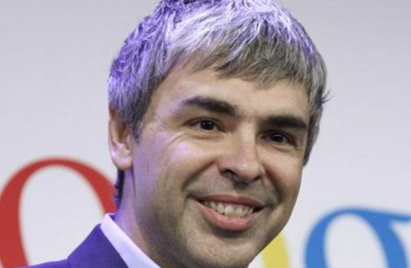 #4 Larry Page