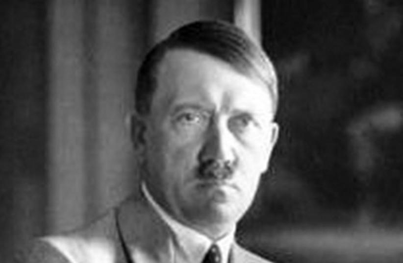 Adolf Hitler 521 (photo credit: Wikimedia Commons)