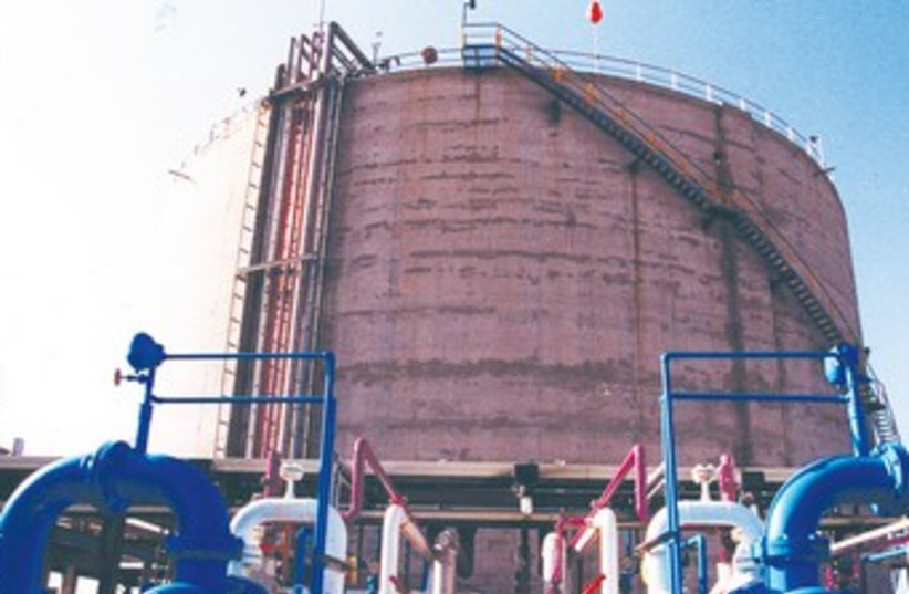 Haifa Chemicals ammonia tanker (photo credit: haifahaifa.co.il)