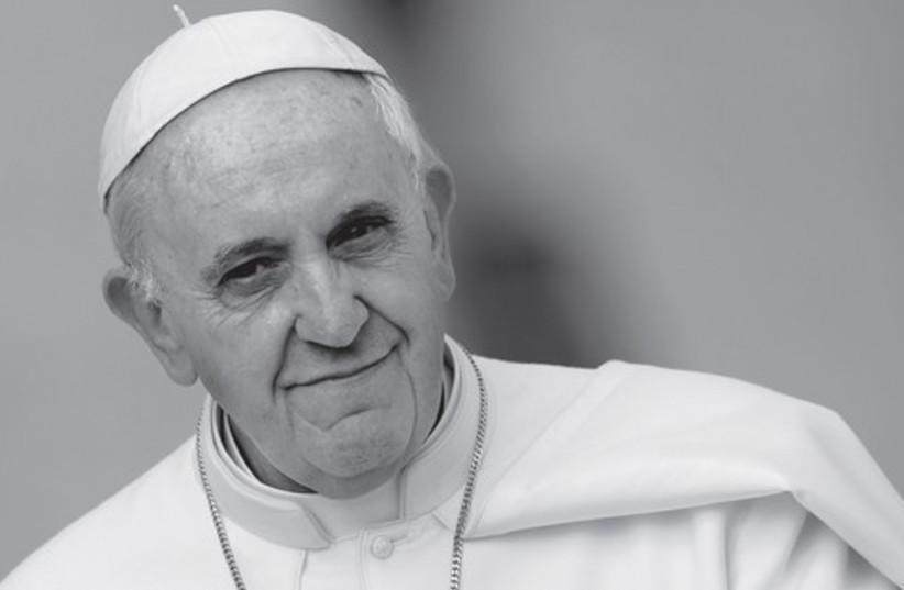 Pope Francis521 (photo credit: STEFANO RALLANDINI / REUTERS)