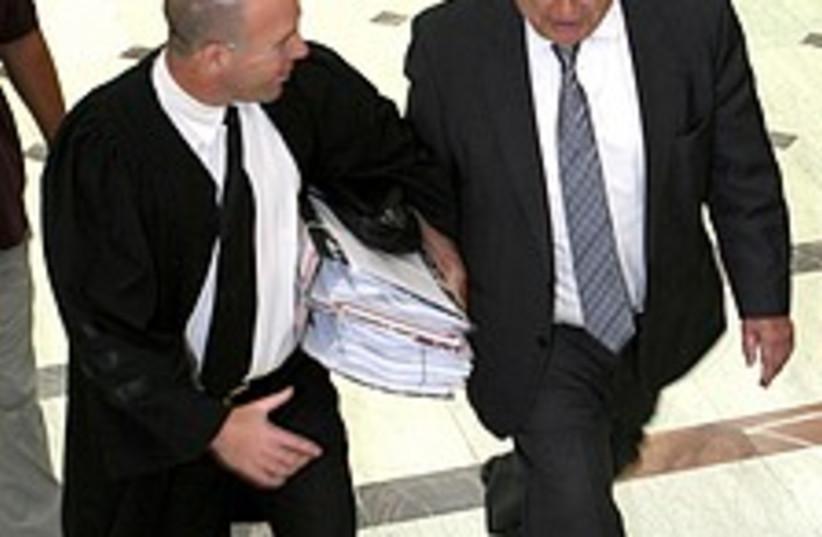 talnsky court 224 88 (photo credit: Ariel Jerozolimski)