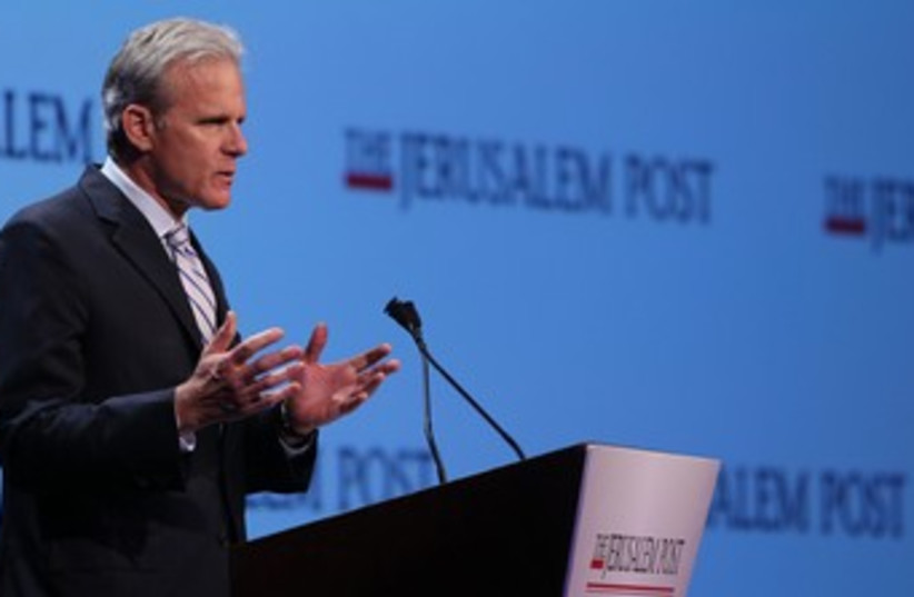 Michael Oren (photo credit: Marc Israel Sellem/The Jerusalem Post)