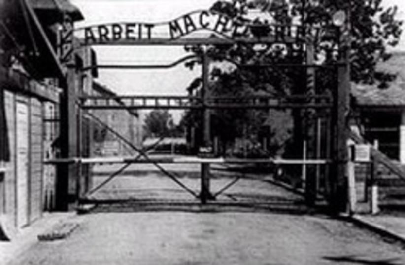 Auschwitz arbeit 224 88 (photo credit: Courtesy)