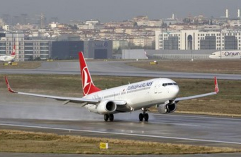 Turkish Airlines (photo credit: REUTERS/Osman Orsal)