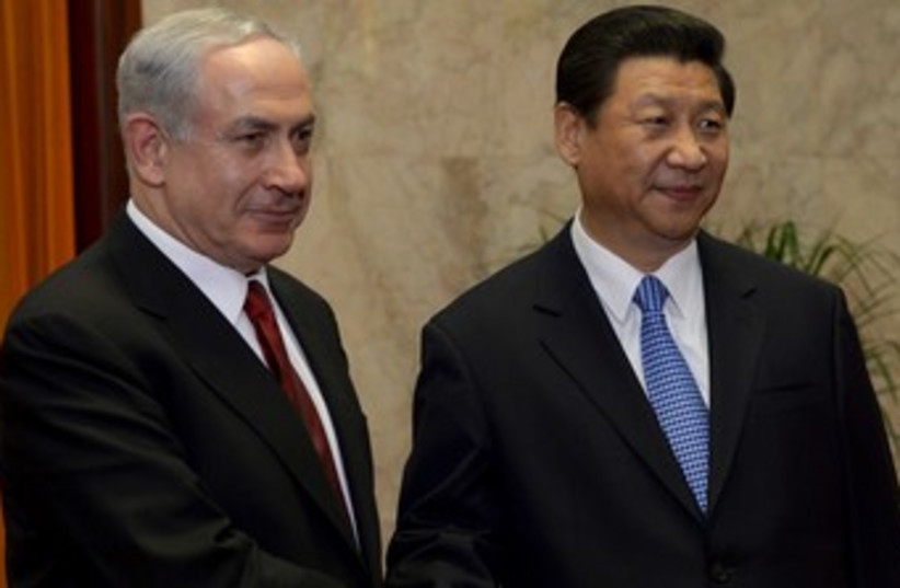Resolution of Sorek 2 controversy brings new stage of Israel-China ties