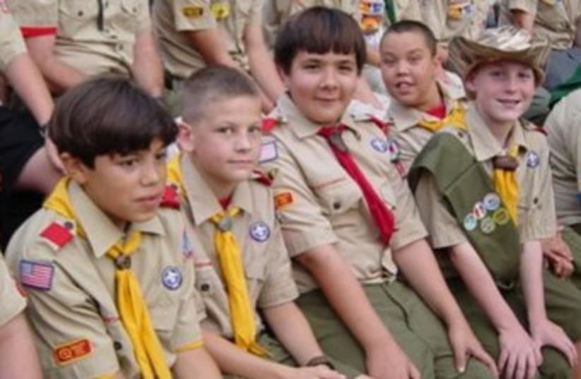 Boy Scouts of America (photo credit: Wikicommons)