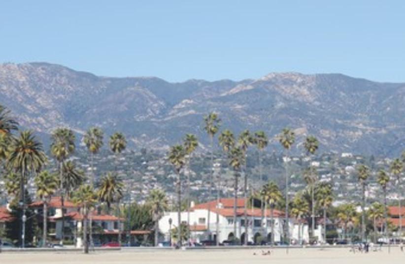 Santa Barbara (photo credit: george medovoy)