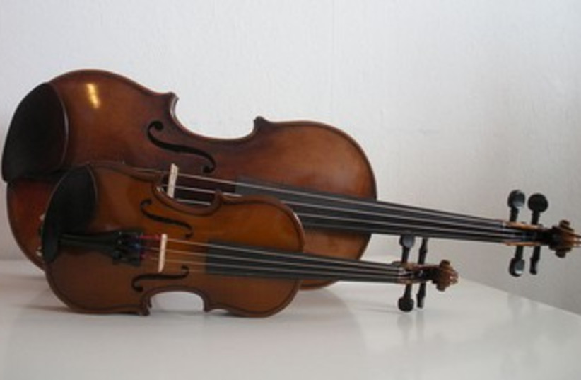 violin 370 (photo credit: Wikimedia Commons)