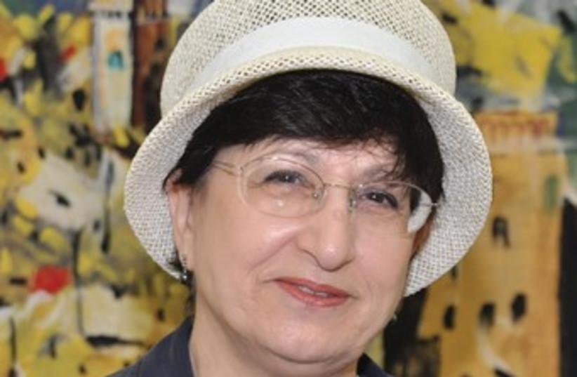 Adina Bar-Shalom 390 (photo credit: Sarah Levin)