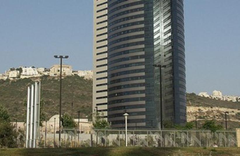 Israel Electric company HQ 370 (photo credit: Wikimedia Commons)