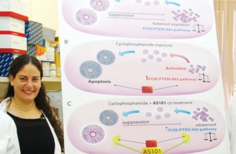 scientist 370 (photo credit: Courtesy Sheba Medical Center)