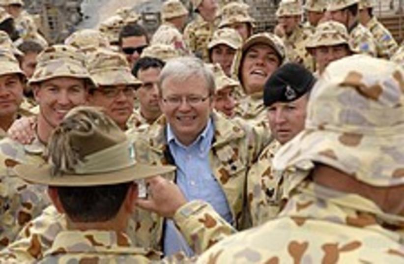 australia iraq 224 88 ap (photo credit: AP)