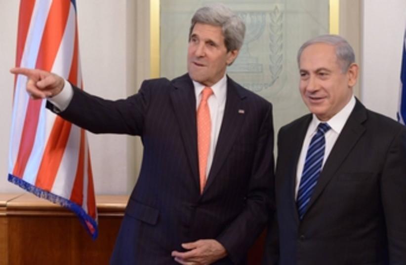 Kerry Bibi 370 (photo credit: Amos Ben Gershom / GPO)