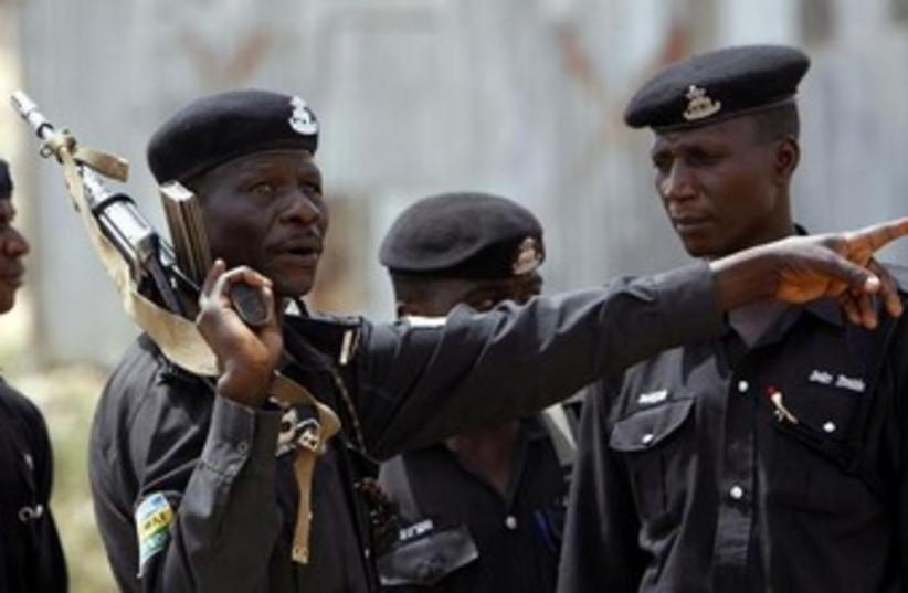 Nigeria, Kano 370 (photo credit: REUTERS/Radu Sigheti)