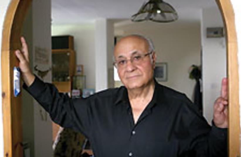 Yossi Ben Aharon 88 224 (photo credit: Ariel Jerozolimski)