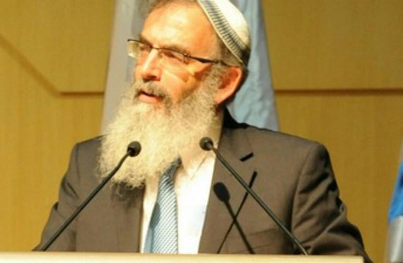 Rabbi David Stav370 (photo credit: Nachman Rosenberg)