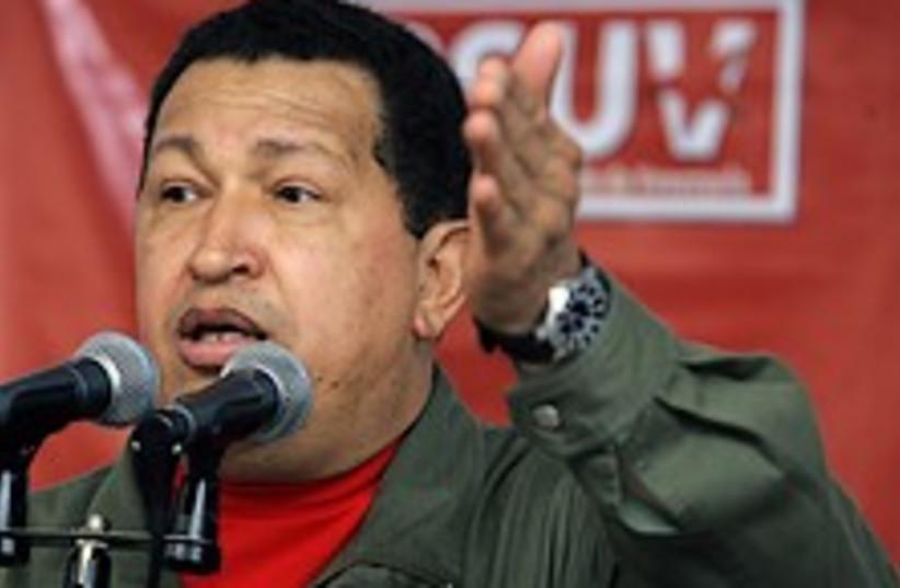 chavez 224.88 (photo credit: AP)