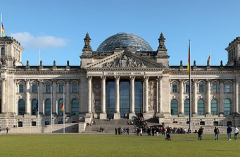 Germany reichstag 370 (photo credit: Wikimedia Commons)