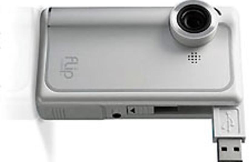 flip video camera 88 224 (photo credit: Courtesy)