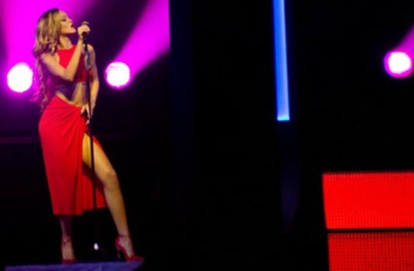 International singing sensation Rihanna (photo credit: Courtesy PR)