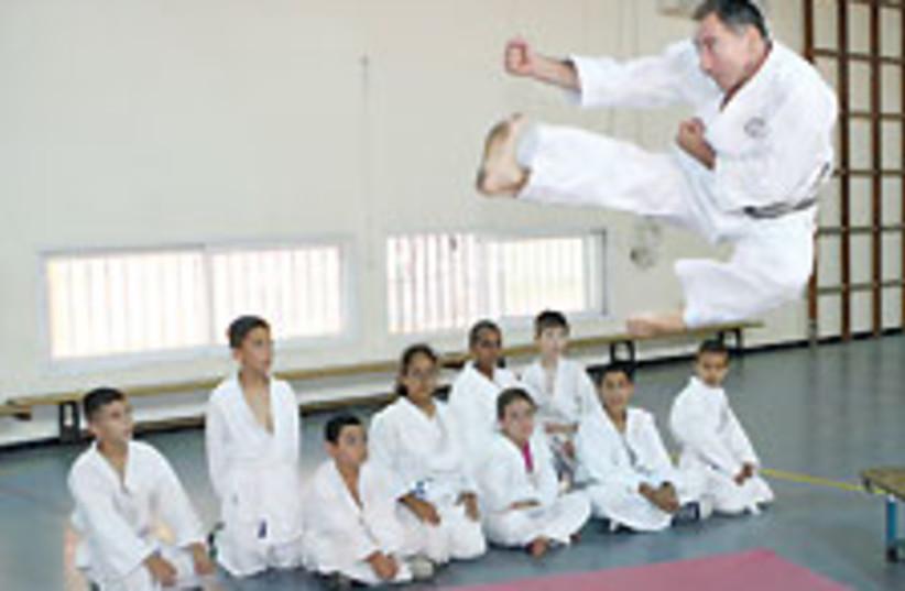 karate 88 224 (photo credit: Ariel Jerozolimski)