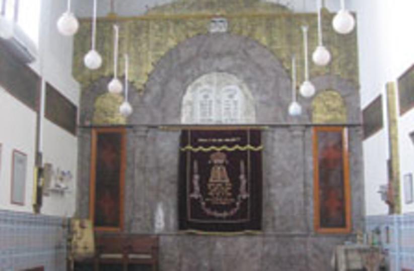 moroc synagogue 88 224 (photo credit: MYA GUARNIERI )