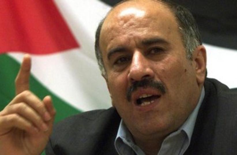 Jibril Rajoub 370 (photo credit: Reuters)