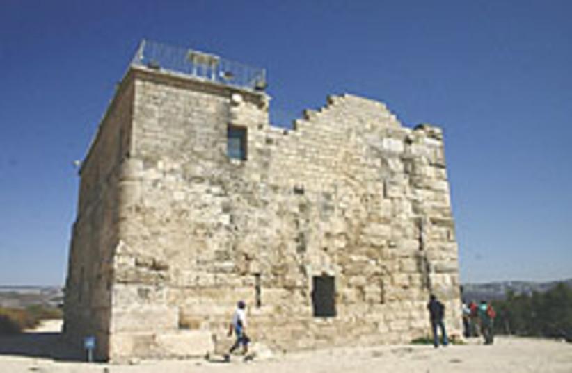 Tzipori citadel 224 88 (photo credit: Shmuel Bar-Am)
