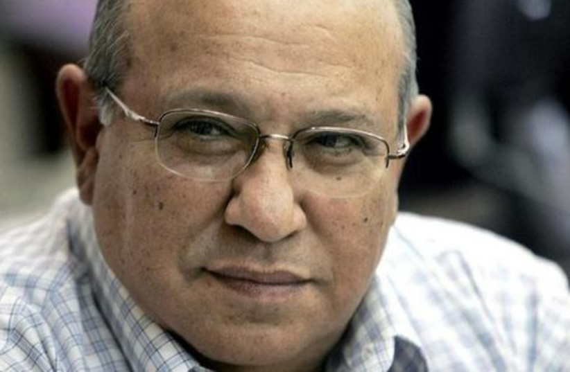 Meir Dagan (photo credit: Reuters)