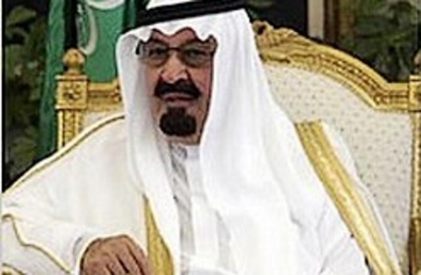 Saudi King Abdullah 248.88 (photo credit: AP [file])
