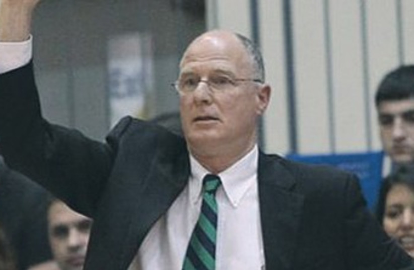 Brad Greenberg 370 (photo credit: Courtesy of Maccabiah website)
