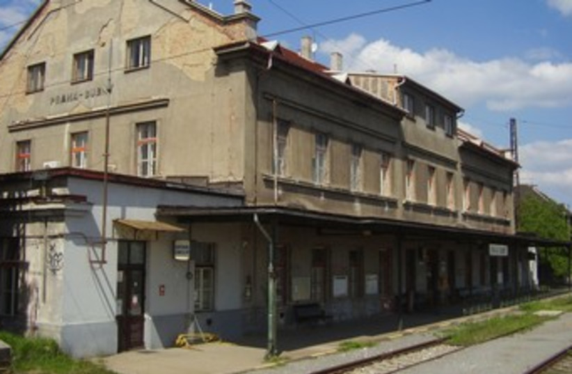 Bubny train station 370 (photo credit: Wikimedia Commons)